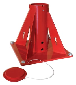 Thern Pedestal Davit Crane Base T5BP20G