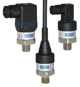 Wika Instrument Pressure Transmitter W520