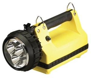 Streamlight E-Spot® Litebox® 6V High Lumen Rechargeable Lantern Vehicle Mount System in Yellow S45875 at Pollardwater