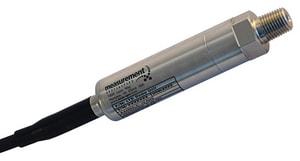 Measurement Specialties Pressure Sensor MLT58ABDASAPG5