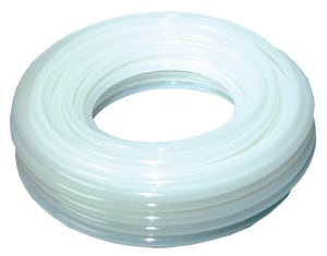 Hudson Extrusions 1/4 in. HDPE Polyethylene Tubing H17025040233