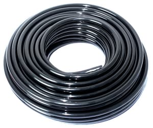 Hudson Extrusions 1/4 in. LLDPE NSF Polyethylene Tubing in Black and White H170250401313 at Pollardwater
