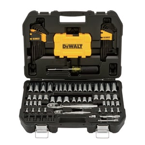 DEWALT Mechanics Tool Set with Case DDWMT73801