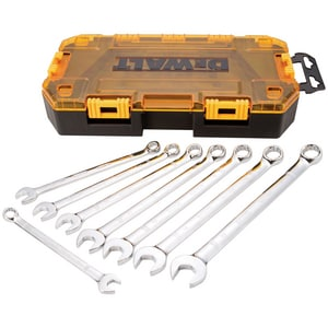 Dewalt Metric Combination Wrench Set DDWMT73810