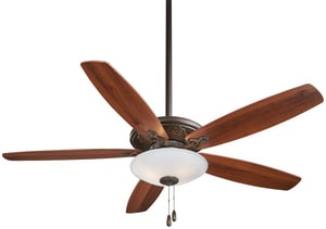 Minka-Aire Traditional Mojo 52 in. 5-Blade Ceiling Fan MF622