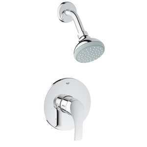 Grohe Eurosmart® Pressure Balancing Valve Shower Combination G35014