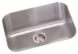 PROFLO 1-Bowl Undermount Kitchen Sink with Center Drain PFU301