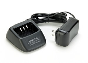 Kenwood Single Rapid Charger KKSC35