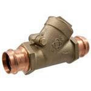 Nibco 2-39/50 in. Press Check Valve with PTFE Valve Seat NPC413YLF