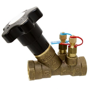Nibco Brass Threaded Manual Balancing Valve NT1810LF