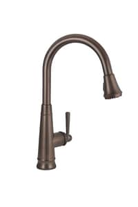 Mirabelle® Hartfield 1-Hole Pull-Out Kitchen Faucet with Single Lever Handle MIRXCHA101