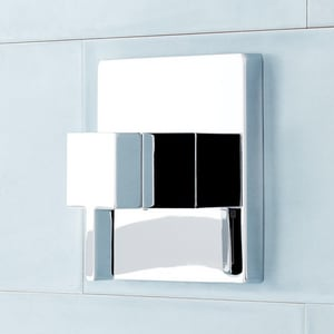 Mirabelle® Rigi Non-Thermostatic Valve Trim with Single Lever Handle MIRRI8010