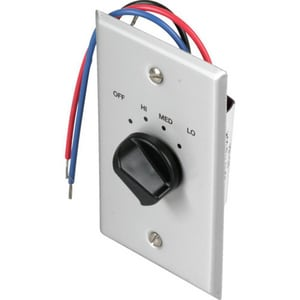 First Co 120V 3-Speed Wall Switch FE332