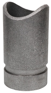 Anvil 2 x 8 in. 300# Import Carbon Steel Groove-O-Let A0870004306