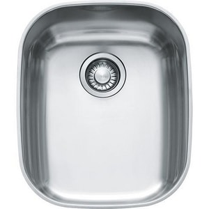 Franke Consumer Products Regatta 1-Bowl Kitchen Sink in Stainless Steel FRGX110