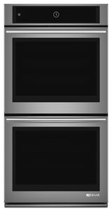 Jennair Double Wall Oven with MultiMode Convection System JJJW2827D