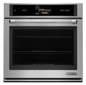 Jennair V2™ 30 in. Single Wall Oven with Vertical Dual-Fan Convection System JJJW3430D