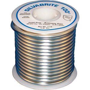 BASF Silvabrite® 100 Lead Free Solder Pots E56761