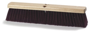 Carlisle Foodservice Flo-Pac® Crimped Polypropylene Sweep C3621932400