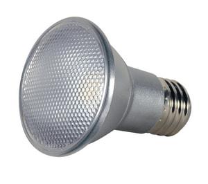 Satco 7W PAR20 Dimmable LED Light Bulb with Medium Base SATS9401
