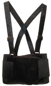 SAS Safety Safety Back Support Belt S716