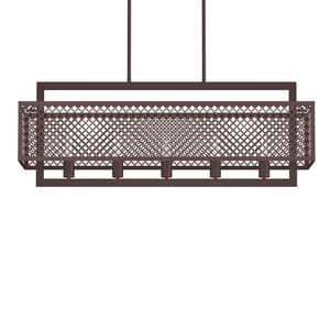 Park Harbor® Sunderland 60W 5-Light Medium E-26 Pendant PHPL5685