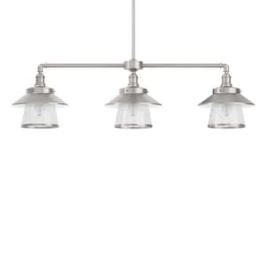 Park Harbor Stockton 60W 3-Light Medium E-26 Pendant PHPL5043