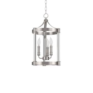 Park Harbor® 60W 3-Light Candelabra E-12 Pendant PHPL5023