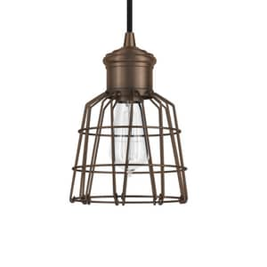 Park Harbor® 100W 1-Light Medium E-26 Pendant in Light Golden Bronze PHPL5561LGB