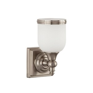 Park Harbor® Thornton 9-1/4 x 4-3/4 in. 100W 1-Light Medium E-26 Vanity Fixture PHVL2081