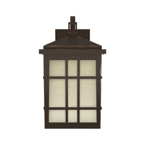 Park Harbor® Ambler 100W 17 in. 1-Light Medium E-26 Wall Sconce in Oil Rubbed Bronze PHEL1602ORB
