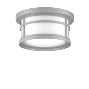 Park Harbor® Nottoway 60W 2-Light Medium E-26 Outdoor Ceiling Fixture PHEL1204