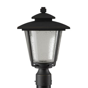 Park Harbor® Ivy Cottage 15-3/4 in. 9W 1-Light Post Lantern PHEL1303LED
