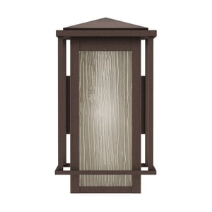 Park Harbor® Beech Lane 100W 15 in. 1-Light Medium E-26 Wall Sconce PHEL1702