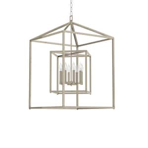 Park Harbor® 60W 8-Light Candelabra E-12 Pendant PHPL5118