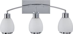Park Harbor Osbourne 11 x 25 in. 100W 3-Light Medium E-26 Vanity Fixture PHVL2243
