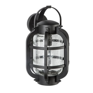 Park Harbor Embers 100W 17-1/8 in. 1-Light Medium E-26 Wall Sconce PHEL1801