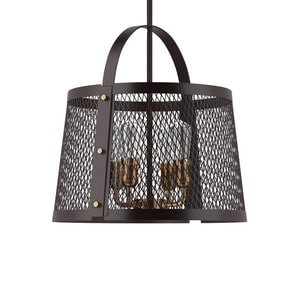 Park Harbor 100W 4-Light Medium E-26 Pendant PHPL5304