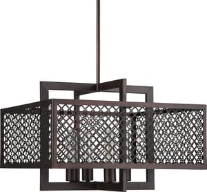 Park Harbor Sunderland 60W 4-Light Medium E-26 Pendant PHPL5684