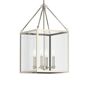 Park Harbor® 60W 4-Light Candelabra E-12 Pendant PHPL5694