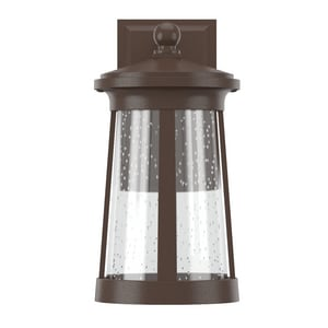 Park Harbor Woodberry 9W 12-7/8 in. 1-Light Wall Sconce PHEL3101LED