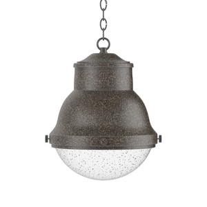 Park Harbor® Burruss 10-7/8 in. 100W 1-Light Medium E-26 Pendant PHEL2501