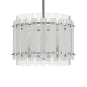 Park Harbor® Sea Glass 100W 4-Light Medium E-26 Pendant PHPL5504