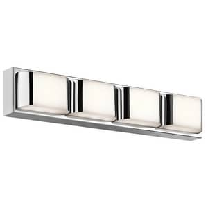 Kichler Lighting Nita 1-Light Linear Bath Light KK45822LED