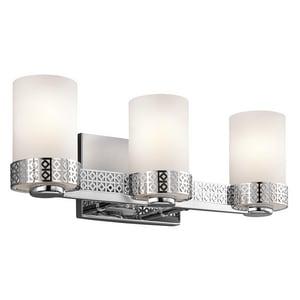 Kichler Lighting 3-Light Bath Light KK45560