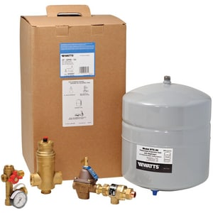 Watts 1-1/4 in. Hydronic Packaging WHP30PRO125H