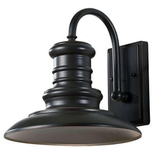 Murray Feiss Industries Redding Station 14W 1-Light Outdoor Wall Lantern MOL8601LED