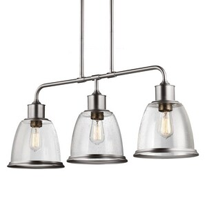 Murray Feiss Industries Hobson 3-Light Island Light MF30193