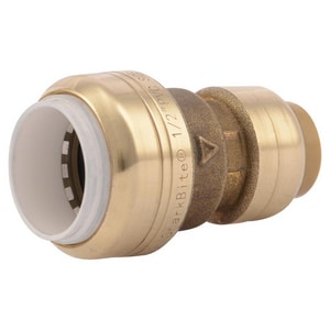 Sharkbite CTS x PVC Transition Straight Coupling SUIP40