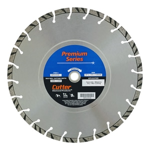 Cutter Diamond Products Premium Diamond Concrete Cutting Blade CHP5125